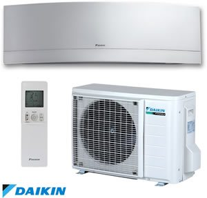 Emura Daikin Ductless Heating System